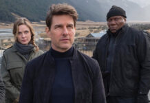 Tom Cruise MI7